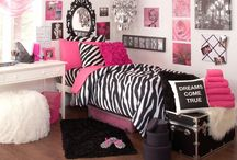 Megz room / by Laurie Ferrante