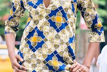 Live in Colour: Looks we Love / The beauty of African Print Garments