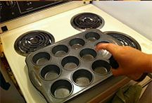 #CookingWithStFrancis / Growing up, we would make banana muffins all the time. They are so delicious and easy to whip up--a great recipe to make with kids. They make for a good, homemade snack to bring to school, plus they freeze very well. - See more at: http://www.stfrancisherbfarm.com/index.php?p=blog#sthash.jkemPkp3.dpuf