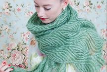 Scarves, Shawls, and Wraps