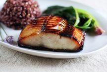 Nobu's black cod
