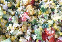 summer salad / by Ann Allen