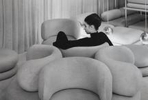 Mid-Century Design History / furniture, interior design, herman miller, eames, noguchi, nelson