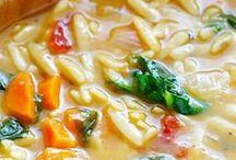 Soups. Chowders
