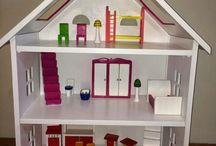 Ahsap oyun evi / Oyun evi ve aksesuari imalatı