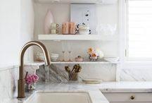 Granite Kitchen Countertops / Granite kitchen countertops which we simply love!