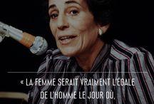 Citations feministes