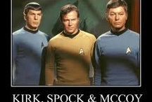 Star Trek for the Non-Trekkie / by Jason Campbell
