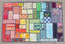 Quilt ideas! / Different things to try once I get my sewing going! Nap times will no longer be spent doing laundry!