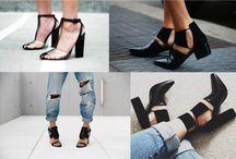 ♥ Cut-outs / Mut zur Lücke, denn Kleidung und Schuhwerk mit Cut-outs und Laser-Cuts sind im Moment total angesagt! Schau Dir einfach mal unsere schönsten Schuhmodelle mit Lochungen und Aussparungen an und lasse Dich vom Streetstyle inspirieren!