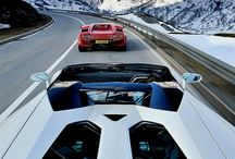 Voiture / Trouver dans voiture de luxe