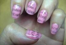 Nails / by Chloe Caudill