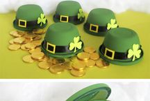 HOLIDAY * St. Patrick's Day Ideas / My second favorite holiday...I mean, my name IS Erin.
