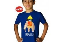 Tantra Kids / Funny Messages Tshirts for Kids in INDIA