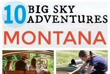 Montana Travel / Attractions, restaurants, and all things fun in Montana