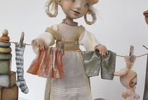 Dolls, Muñecas. / by Dolores Mario Alvarez