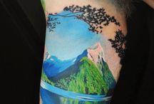 Tattoos I <3 / by Renee Angil
