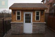 Custom Cedar Deck, Shed, Interlocking Driveway and More!