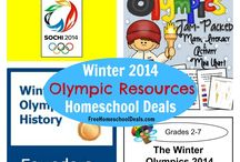 Homeschool: Winter Olympic Games