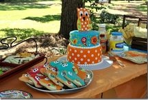 Party on Over - Party Ideas / by Reva Pugh Morgan