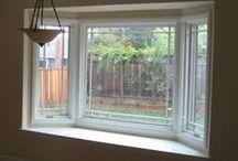 Janelas bay window