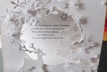 Xmas cards / by Eileen Kendall