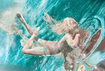 Ballet & Dance underwater / Working with the Birmingham Royal Ballet for their new production of The Tempest