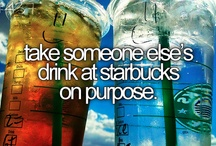 Before I Die / All of these are from http://perfectbucketlist.tumblr.com/