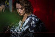 Social fashion / SF.16.17 / Natasha DZIEWit / { model } ……………..Malwina Krupa { photo } ……..… Piotr M'Deck Zięba { style } ………………. Natasha DZIEWit & Hania Bartoś { makeup & hair } ……. Anna Buttny