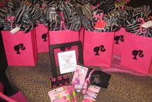 Barbie party / by Stevie Larson
