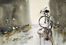 Akvarel: Anders Andersson