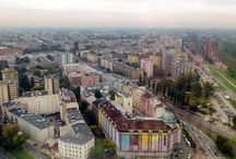 PANORAMIC CITYSCAPES