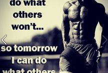 Inspirational Quotes  / Motivate yourself to work out with these quotes  http://spafitnation.com/ / by Spa Fit