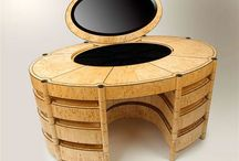 Interesting furniture discovered into the web / Interesting furniture from the world