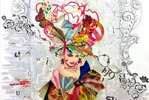 Mixed Media at ART101 Gallery 25 James St Fortitude Valley Brisbane / Mixed Media Artworks available at ART101 Gallery