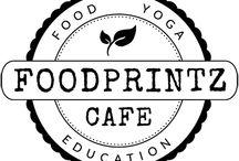 FOODPRINTZ- Food Yoga Education.