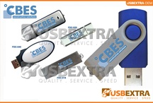 Facilities Management Marketing with Printed USB Flash Drives