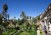 Alcázar Palace in Seville