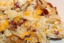 Potatoe recipe / by Jim Barron