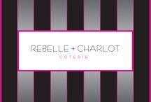 Rebelle + Charlot Coterie