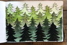Paulville Patterns