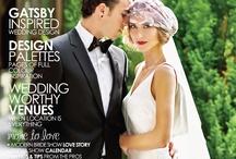 Wedding Magazine Editorials