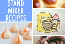 Kitchenaid Mixer Goodies