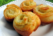 Breads, Rolls, and Muffins . . . Oh, My! / by Jennifer Dunger