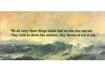 Quotes / by Sarah Pilgrim