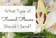 Sending Arrangements & Gifts / WHY WOULD I SEND FLOWERS? WHAT DO I SAY ON THE CARD? WHAT ELSE CAN I SEND?