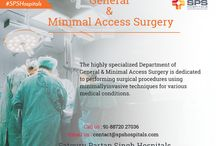 General Surgery and Minimal Access Surgery Hospital Ludhiana, India