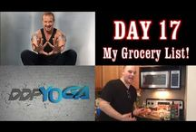 DDP yoga and recipes / by Leigh Duke Back