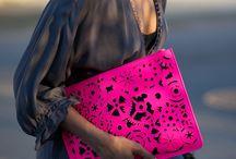 pink......