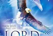 Eagles wings / Isaiah 40:29-31King James Version (KJV)  29 He giveth power to the faint; and to them that have no might he increaseth strength.  30 Even the youths shall faint and be weary, and the young men shall utterly fall:  31 But they that wait upon the Lord shall renew their strength; they shall mount up with wings as eagles; they shall run, and not be weary; and they shall walk, and not faint.
